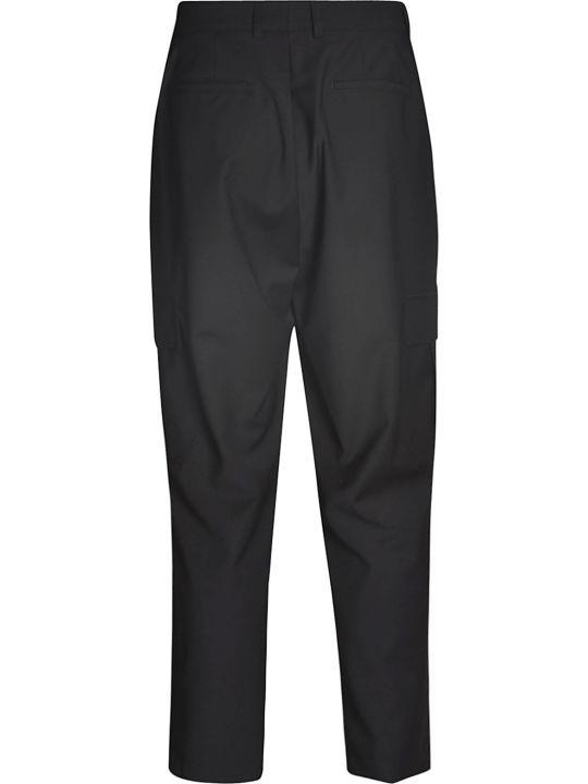 Les Hommes Low Crotched Cargo Pants