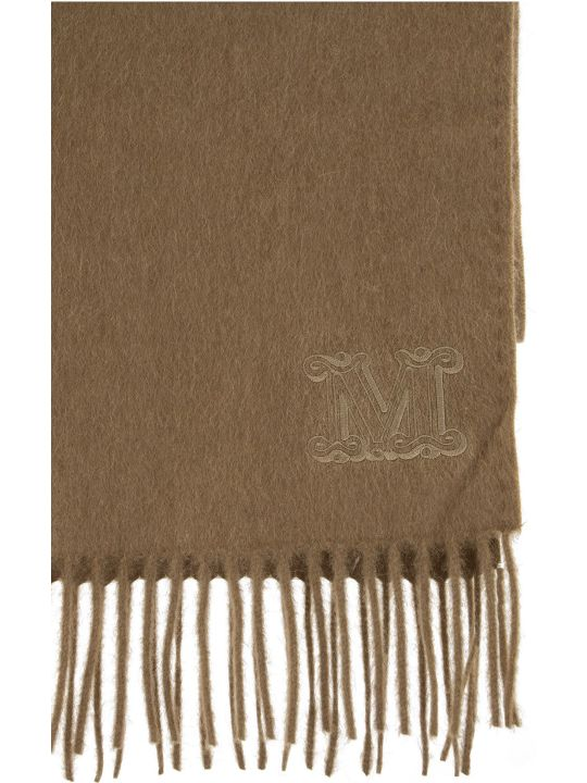 Max Mara Wkclara Camel Scarves