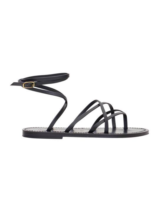 K.Jacques Ankle Straps Sandals