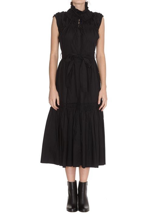 Proenza Schouler Long Cotton Dress