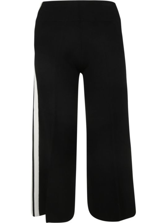 Veronica Beard Side Striped Trousers