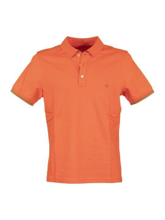 Fay Cotton Polo Shirt