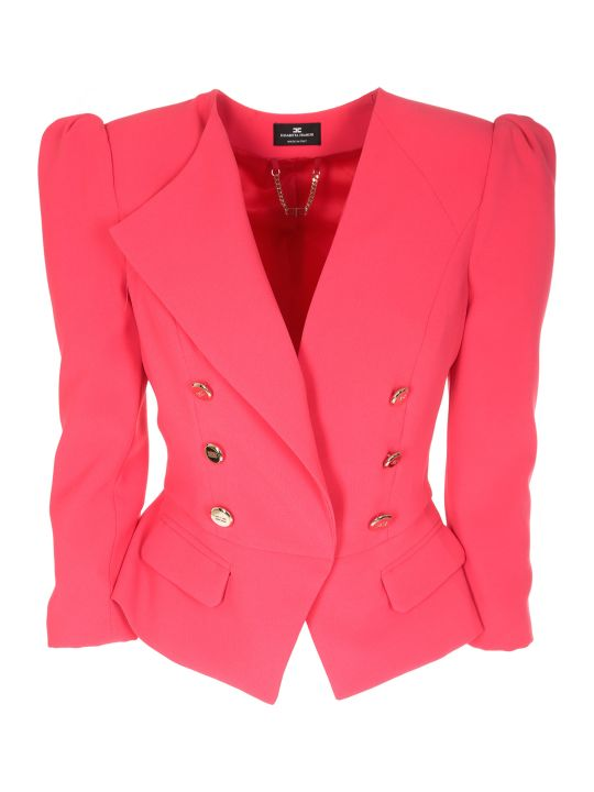 Elisabetta Franchi Celyn B. Elisabetta Franchi For Celyn B. Buttoned Blazer