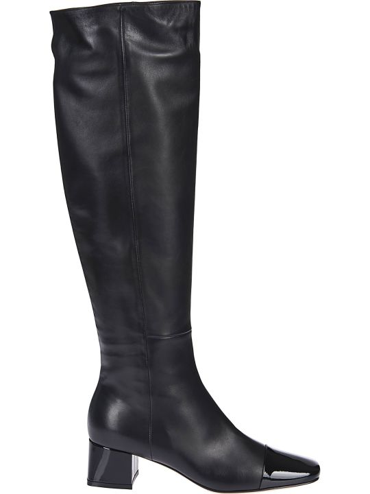 Gianvito Rossi Square Toe Over-the-knee Boots