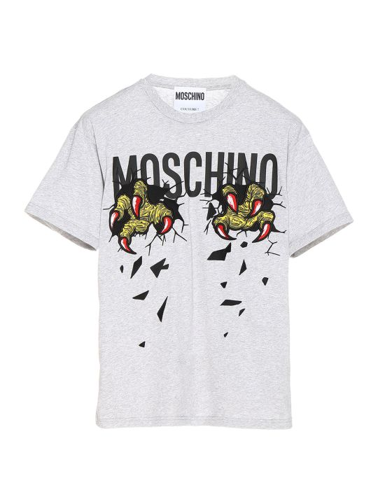 Moschino 'monster' T-shirt