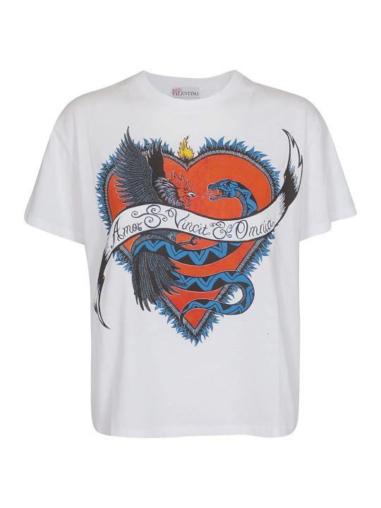 RED Valentino Graphic T-shirt