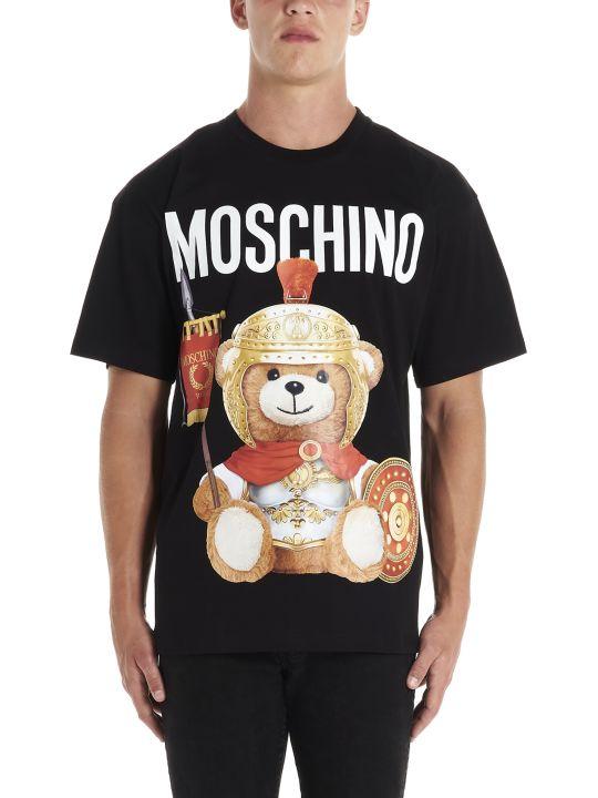 Moschino 'teddy Gladiatore' T-shirt