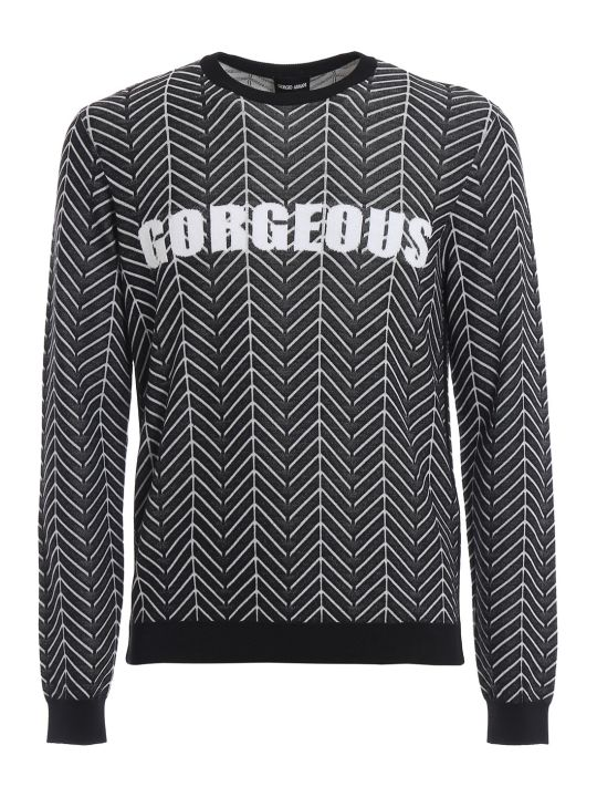 Giorgio Armani Gorgeous Sweater
