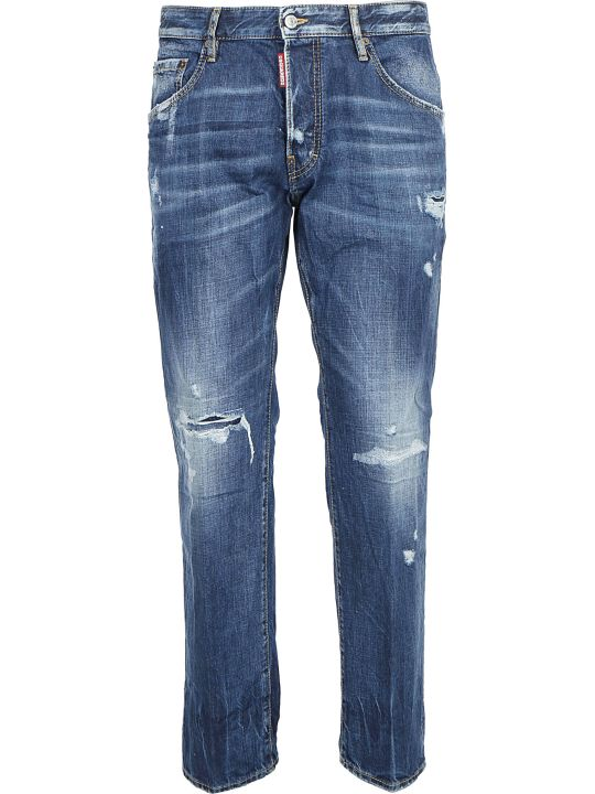 Dsquared2 Run Dan Jeans
