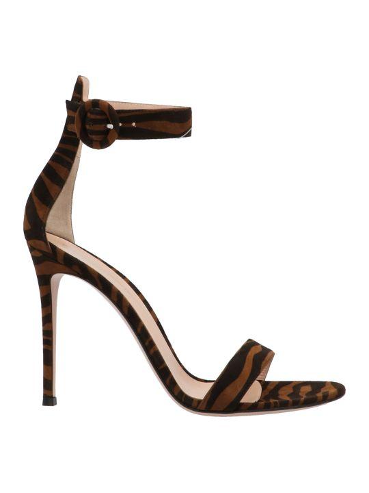 Gianvito Rossi 'portofino' Sandals