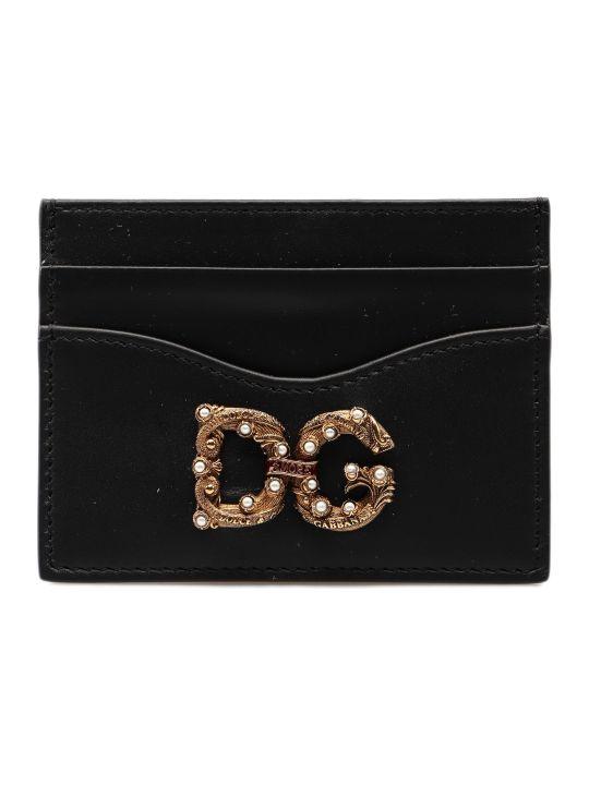 Dolce & Gabbana Dg Pearl Card Case