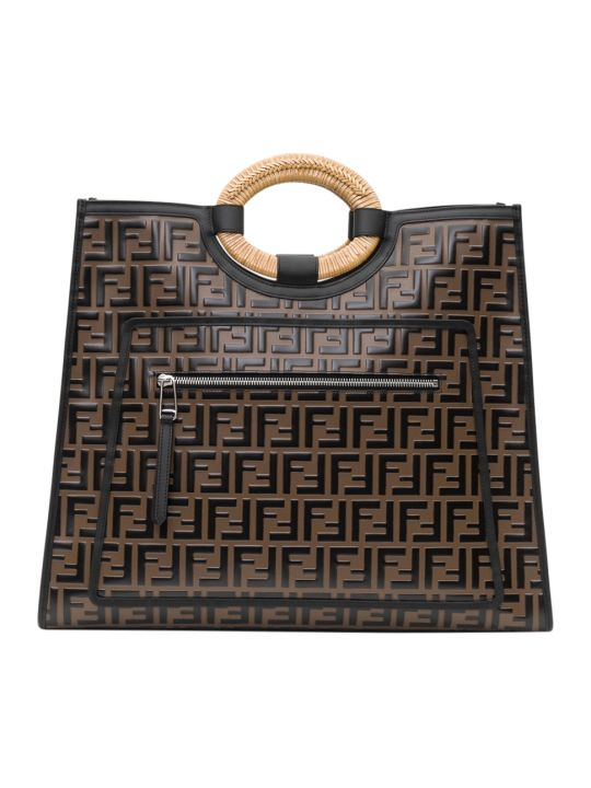 Fendi Runway Shopping Bag