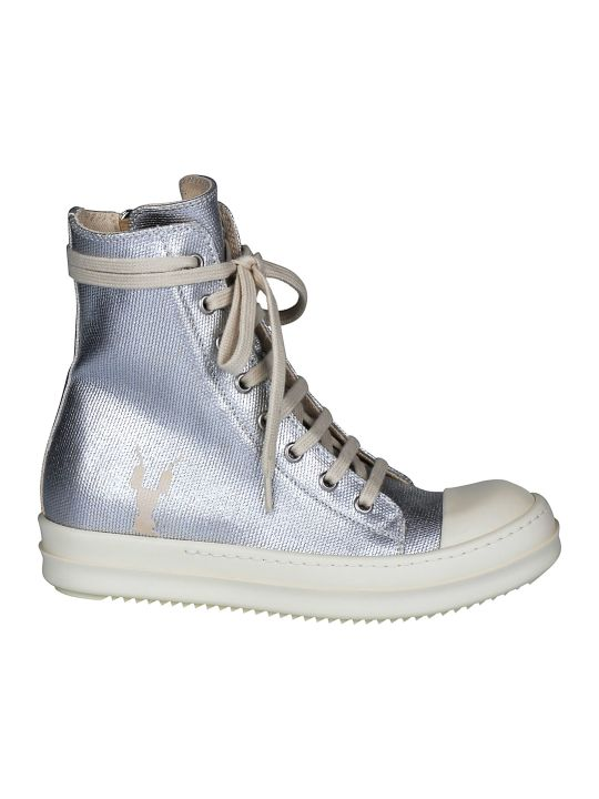 DRKSHDW Side Zipped High-top Sneakers