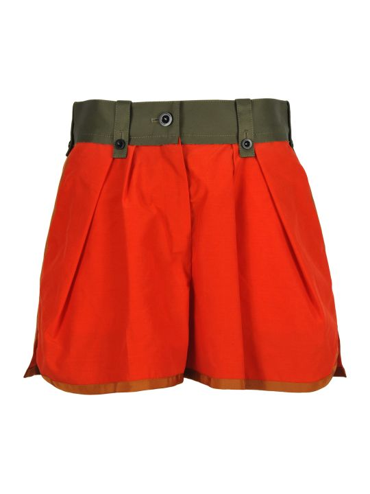 Sacai Sacai Shorts