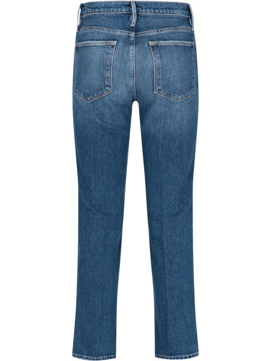 Frame Classic Crop Denim Pants