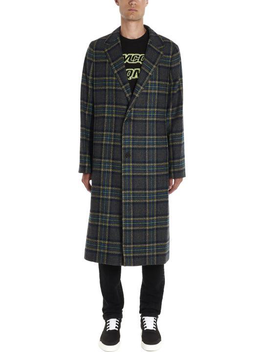 McQ Alexander McQueen 'ben' Coat