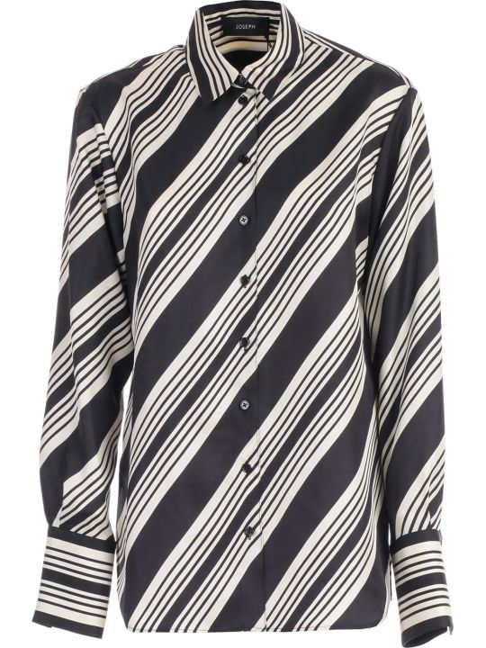 Joseph Shirt L/s W/stripes