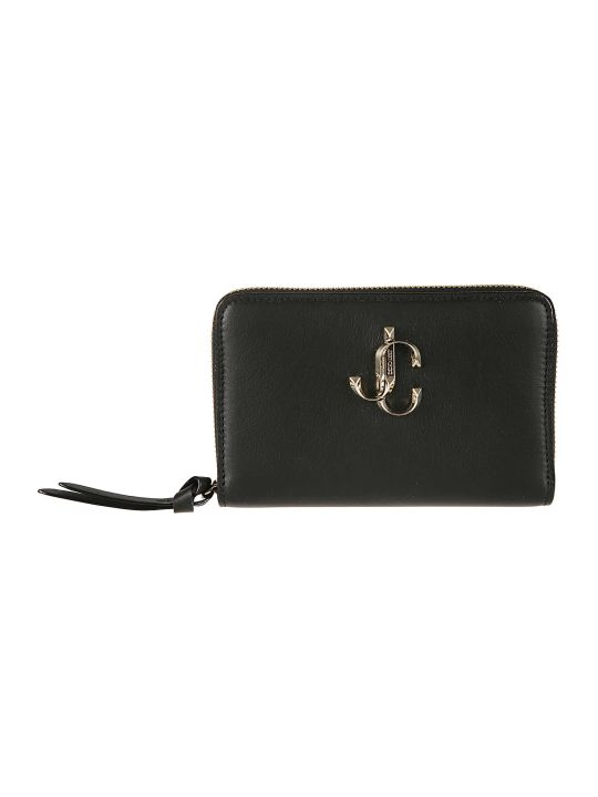 Jimmy Choo Christie Zip Around Wallet