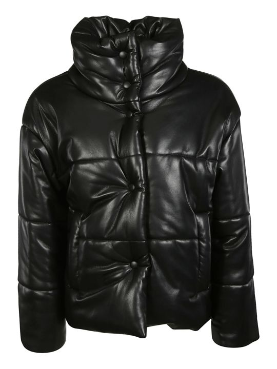Nanushka Hide Vegan Puffer Jacket
