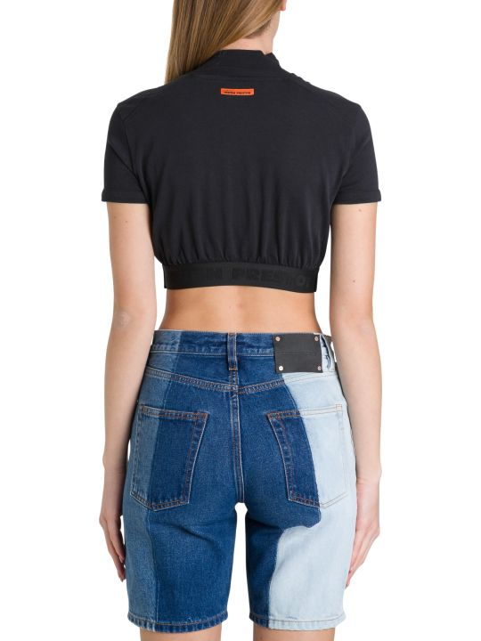 HERON PRESTON Ctnmb Crop Top
