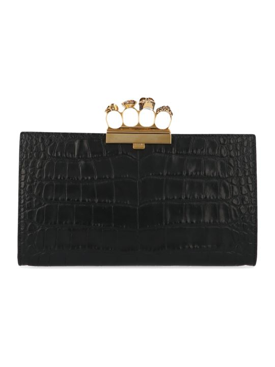 Alexander McQueen 'four Rings' Bag