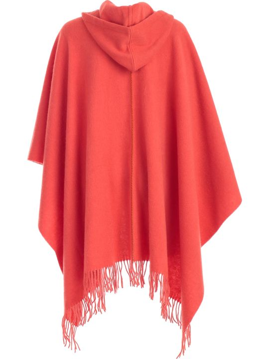 Snobby Sheep Cape Hermes W/hood