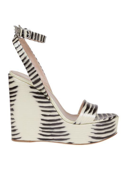 Giuseppe Zanotti Betty Wedge Sandals