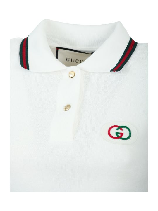 Gucci Cotton Polo Shirt