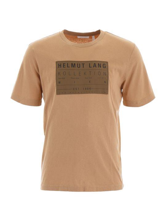 Helmut Lang Graphic Print T-shirt