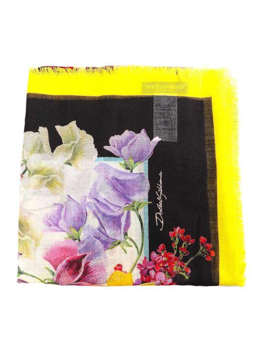 Dolce & Gabbana Scarf 140x140