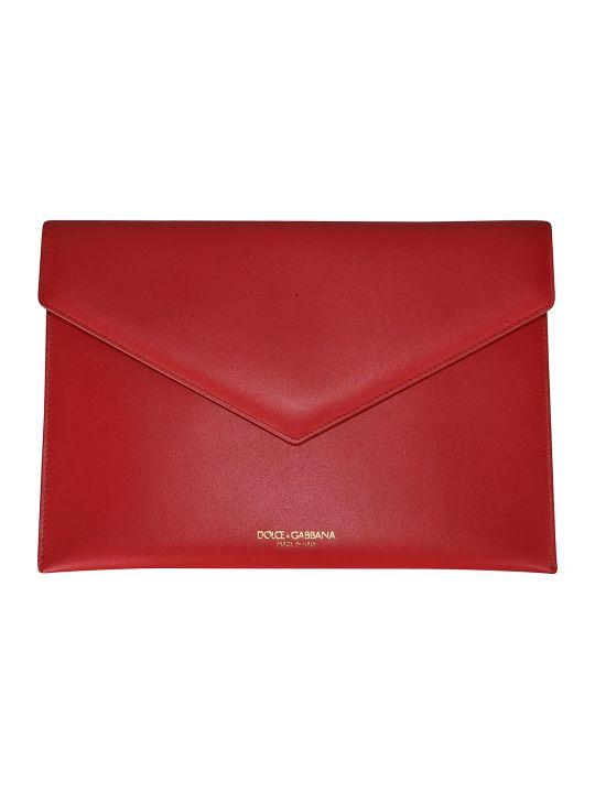 Dolce & Gabbana Envelope Clutch