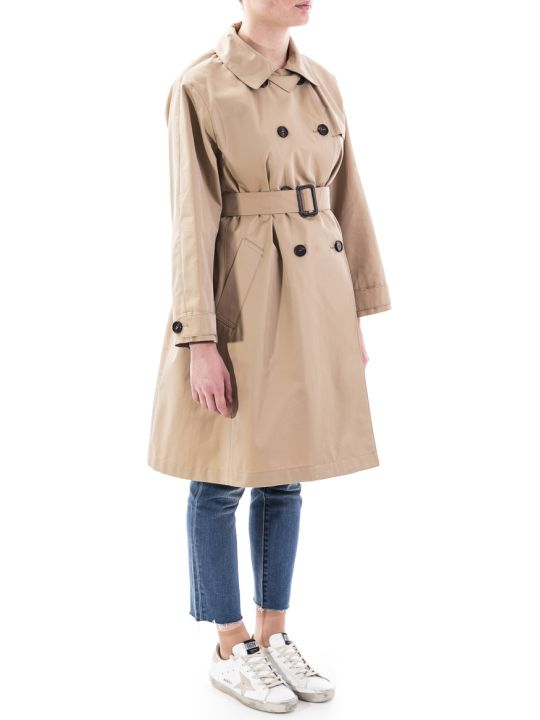 Max Mara The Cube Ctrench Cotton Trench