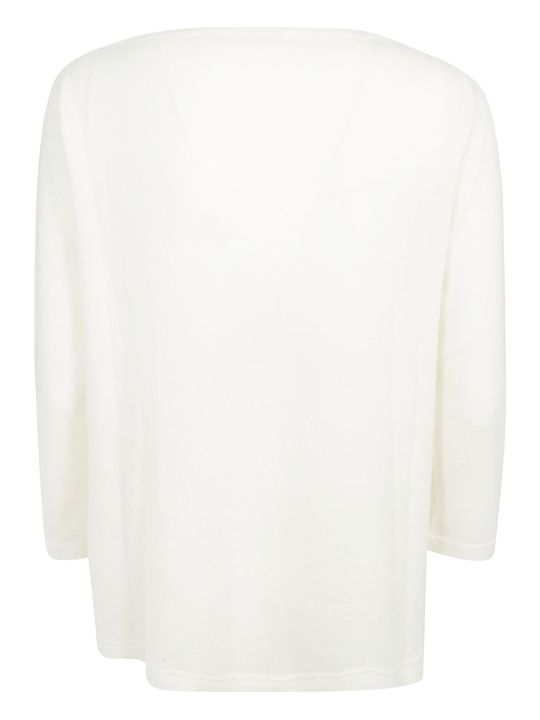 Saverio Palatella Round Neck Sweater