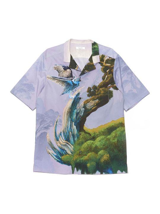 Valentino 'blind Owl' Shirt