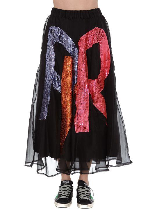 Parosh Gambit Sequined Skirt