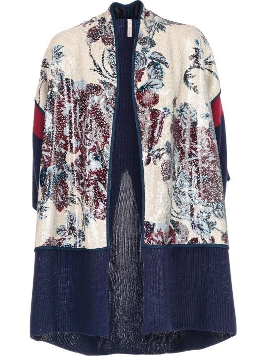 Antonio Marras Ribbed Knitted Cardigan