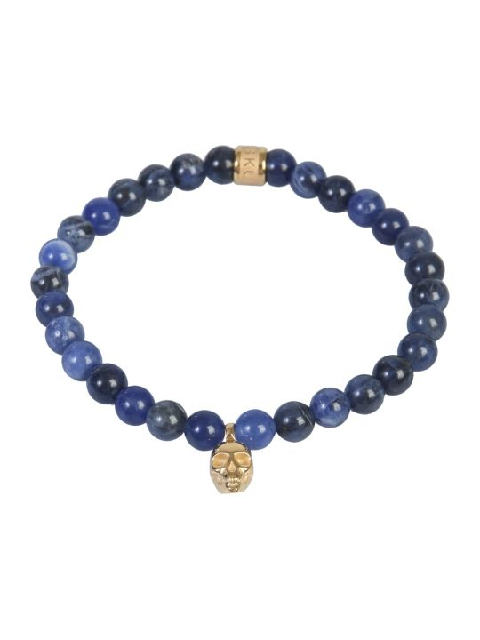 Northskull Beaded Bracelet