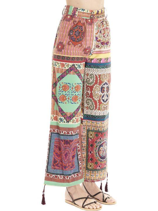 Etro 'patch Pochette' Pants