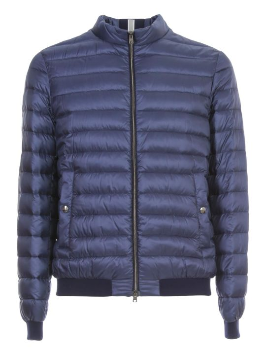 Herno Polished Nylon Padded Jacket