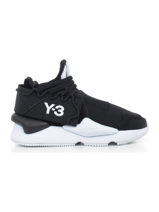 Y-3 Yohji Yamamoto Adidas Knitted Sneakers