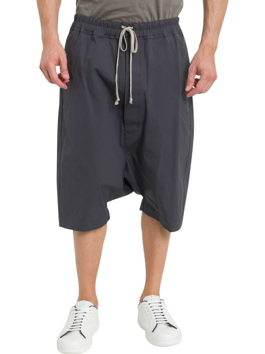 Rick Owens Oversized Bermuda Shorts