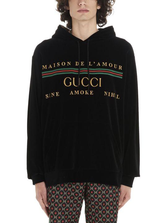 Gucci 'maison De L'amour' Sweatshirt