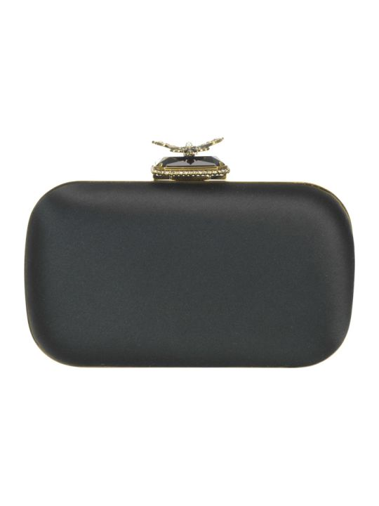 Alexander McQueen Butterfly Box Clutch