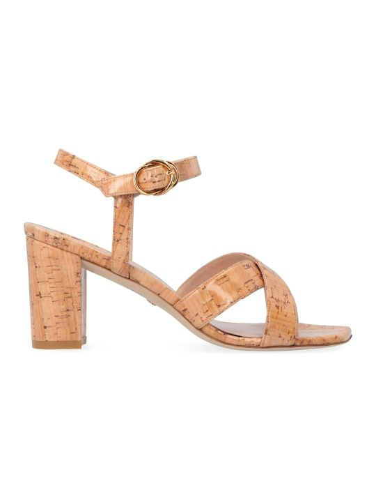 Stuart Weitzman Analeigh Heeled Sandals