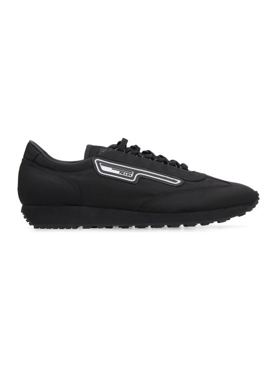 Prada Techno Fabric Low-top Sneakers