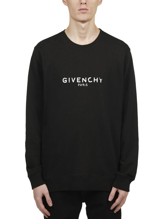 Givenchy Paris Logo Vintage Sweater
