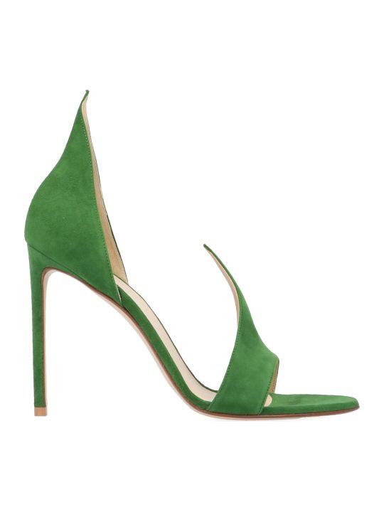 Francesco Russo 'fiamma' Shoes