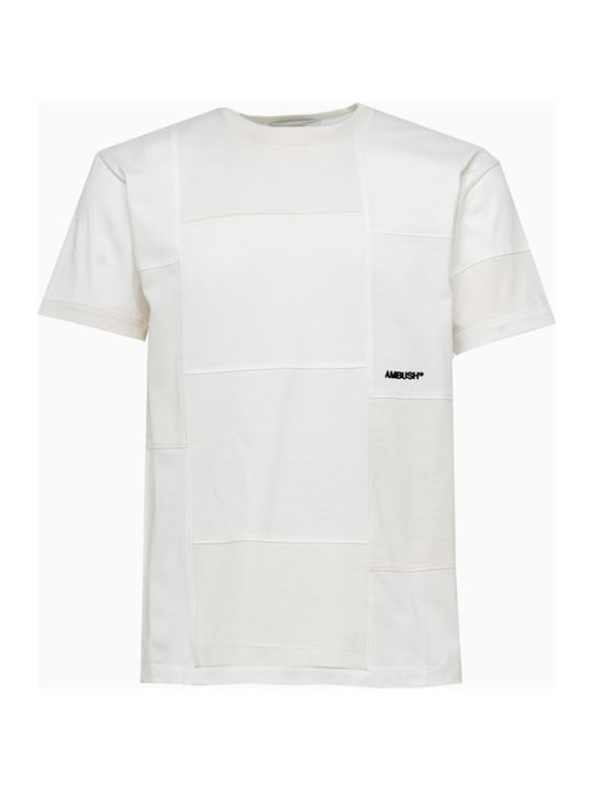 AMBUSH Block Panel T-shirt 12112074