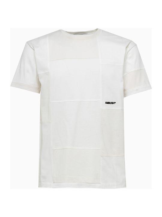 AMBUSH Block Panel T-shirt 12112074