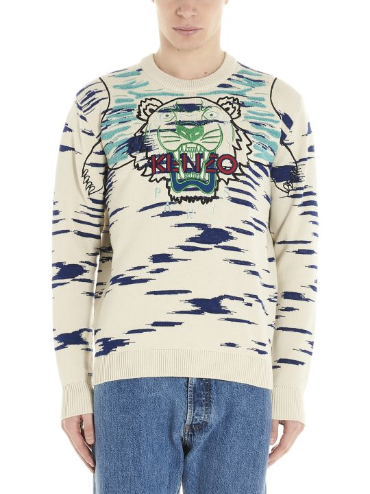 Kenzo 'claw Tiger' Sweatshirt